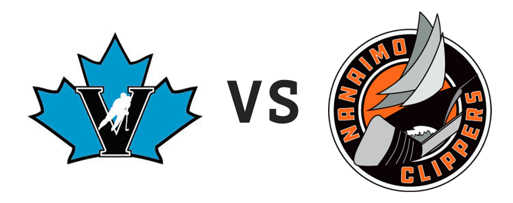 Penticton Vees vs Nanaimo Clippers