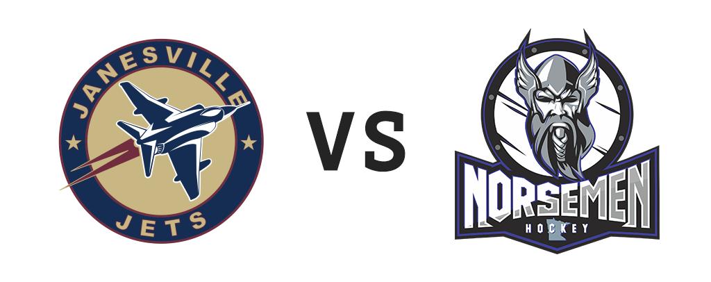 Janesville Jets vs St. Cloud Norsemen