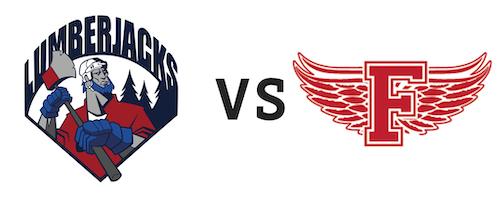 South Shore Lumberjacks vs Fredericton Red Wings