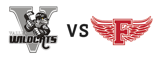 Valley Wildcats vs Fredericton Red Wings