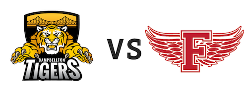 Campbellton Tigers vs Fredericton Red Wings