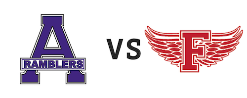 Amherst Ramblers vs Fredericton Red Wings