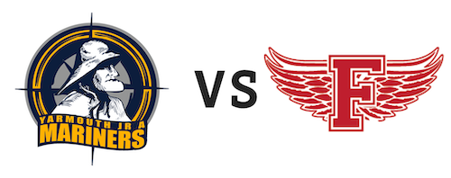 Yarmouth Mariners vs Fredericton Red Wings