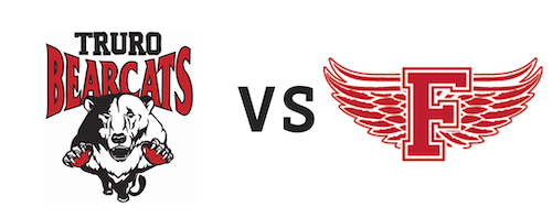 Truro Bearcats vs Fredericton Red Wings