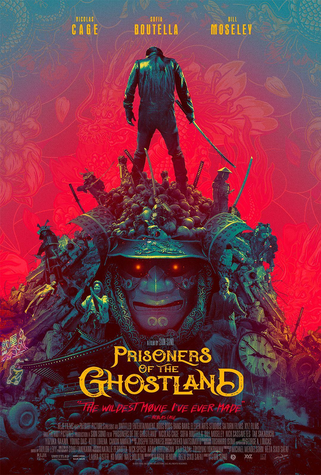 Prisoners of the Ghostland (Final Screening!)