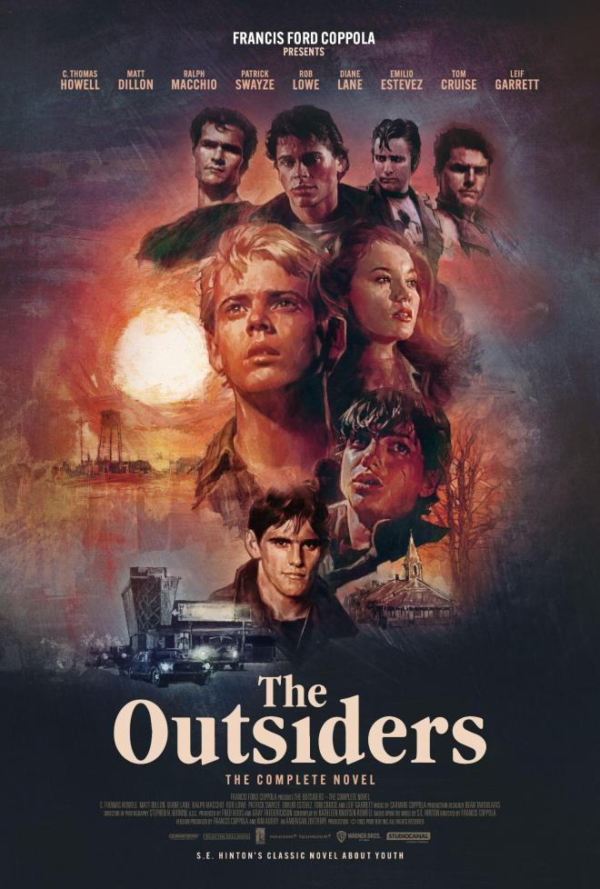 Francis Ford Coppola Presents The Outsiders: The Complete Novel