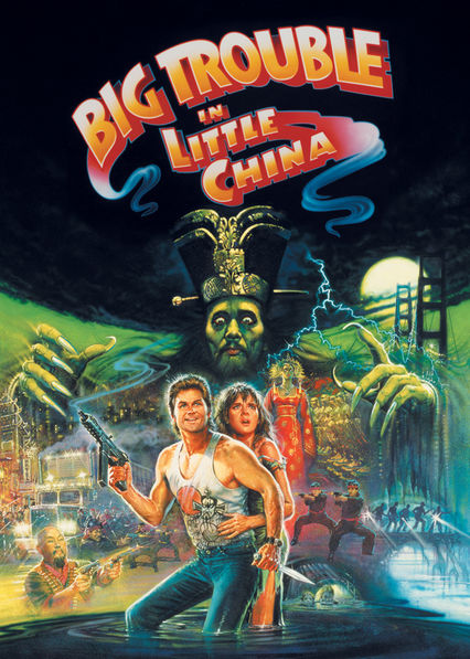 Big Trouble In Little China (Encore Screening!)