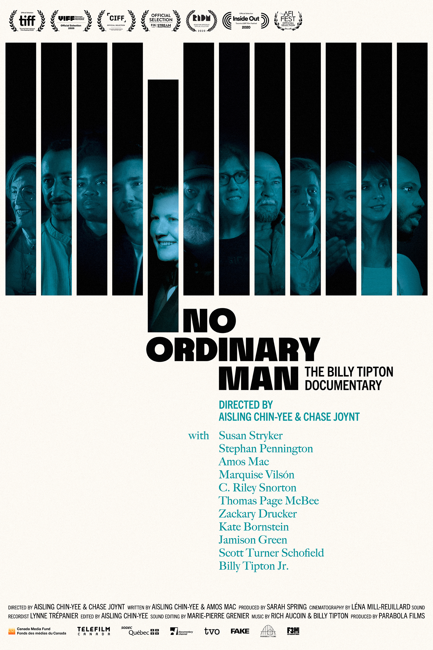 No Ordinary Man: The Billy Tipton Documentary