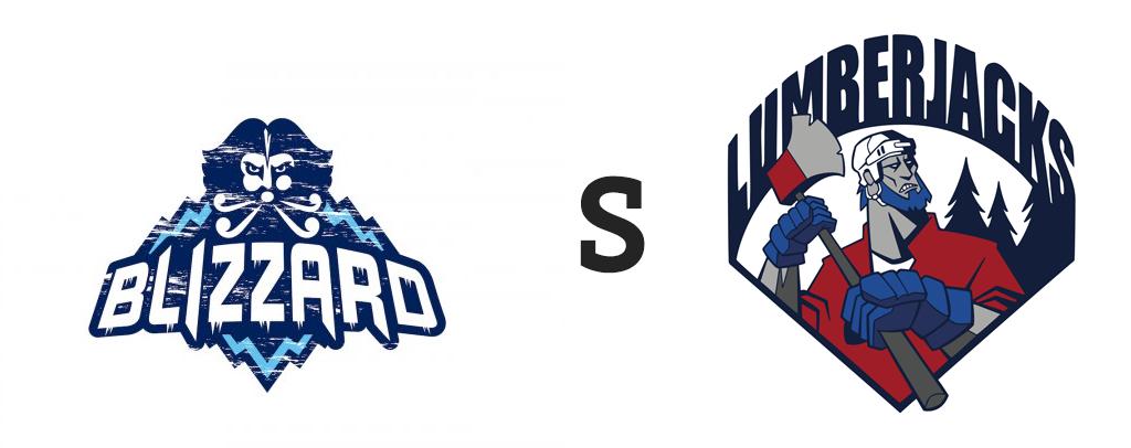 Edmundston Blizzard vs South Shore Lumberjacks