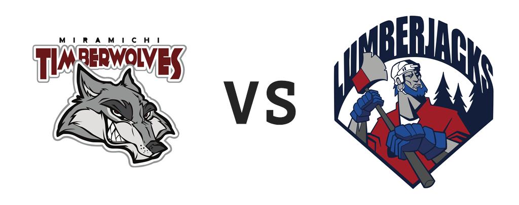Miramichi Timberwolves vs South Shore Lumberjacks