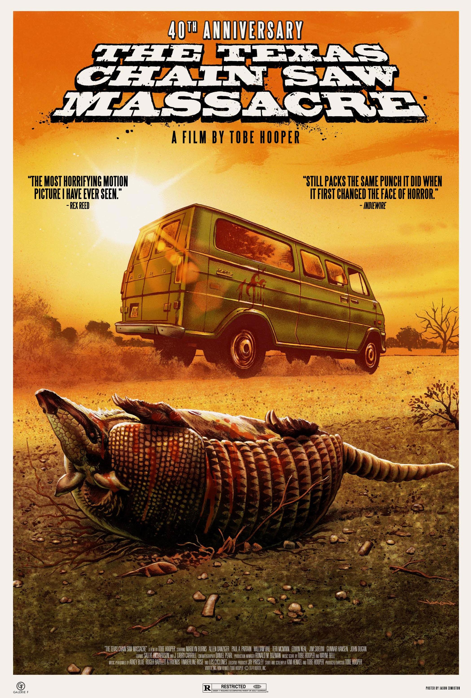 The Texas Chainsaw Massacre (40th Anniversary Restoration)
