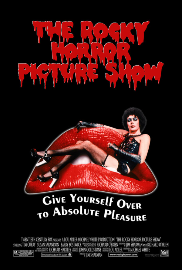 ** SOLD OUT The Rocky Horror Picture Show (Featuring Geekenders Shadowcast!)