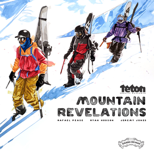 Teton Gravity Research (TGR) Presents: Mountain Revelations