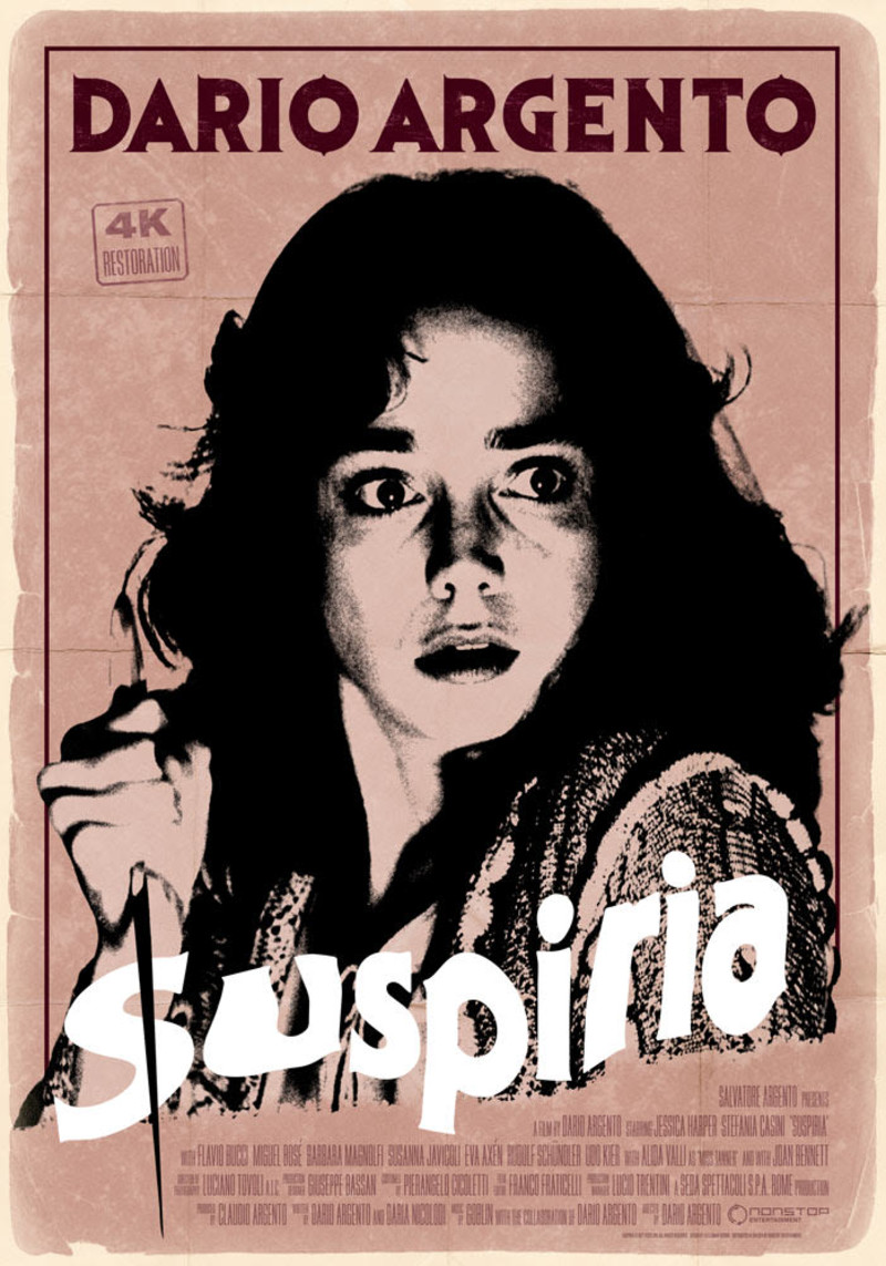 Dario Argento's 'Suspiria'