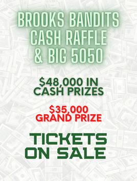 Bandits 2021/22 Lottery & Big 50/50