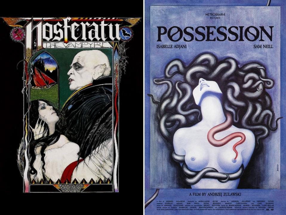 Isabelle Adjani Double Bill: Werner Herzog's Nosferatu the Vampyre + Posession (2021 Restoration)
