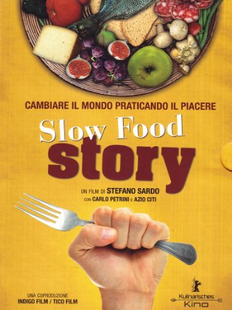 Slow Food Story: Wine + Film Night
