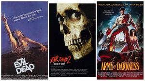 The Evil Dead Trilogy Marathon
