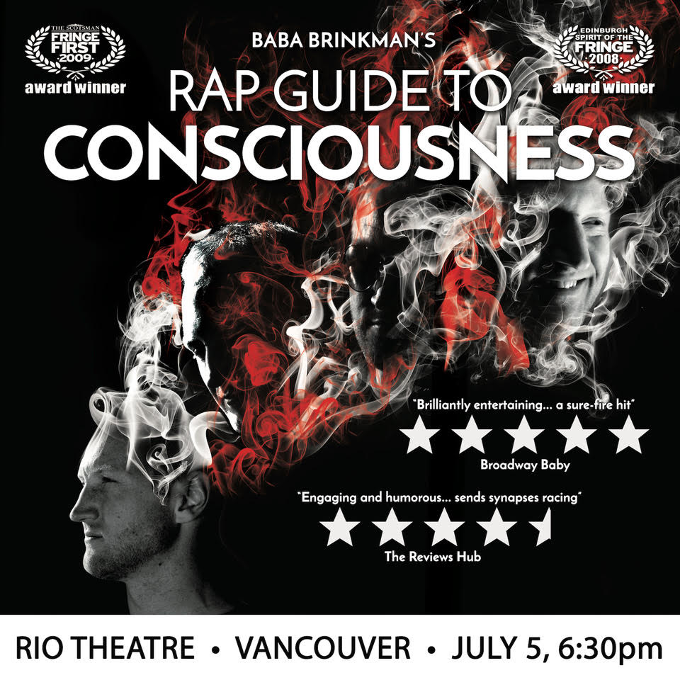 Baba Brinkman's Rap Guide to Consciousness