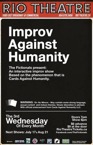 Improv Against Humanity