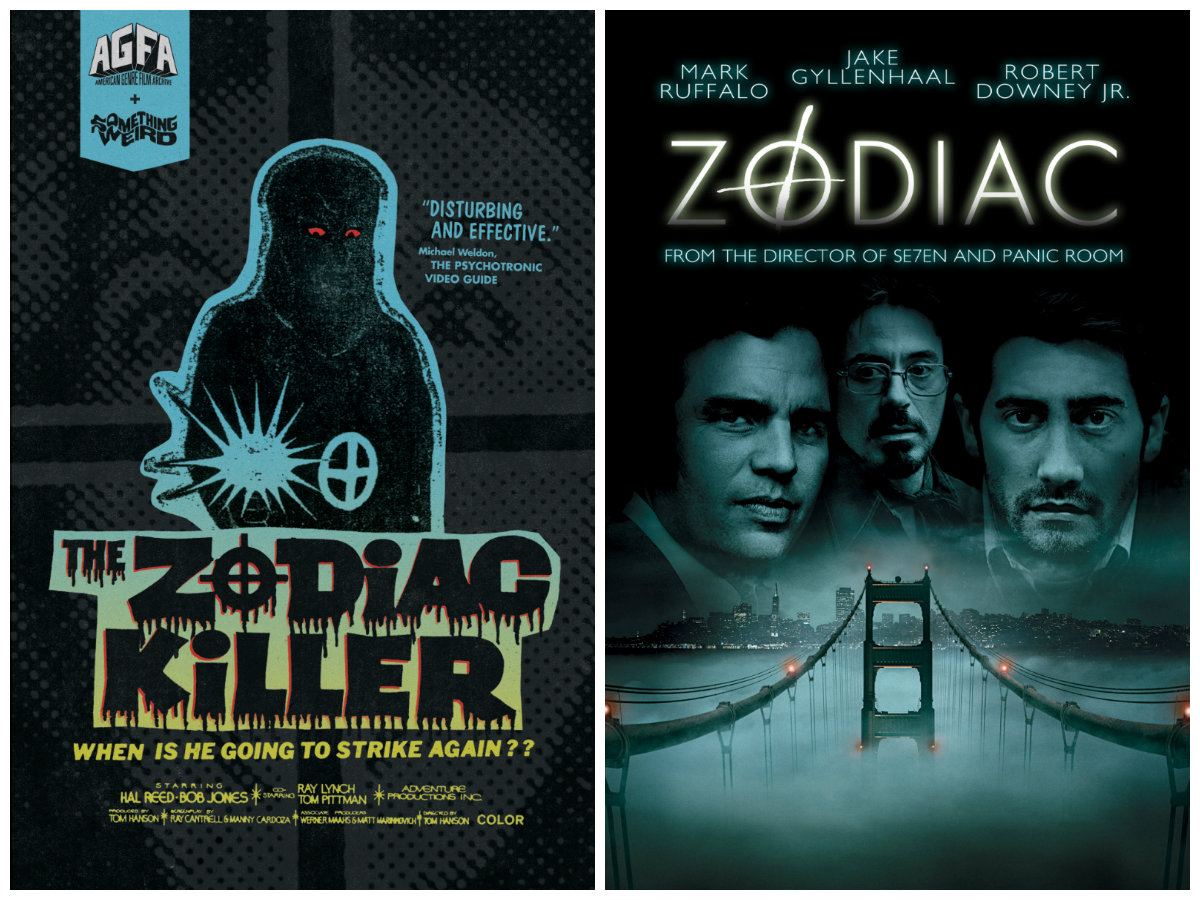 The Zodiac Killer (1971) [With or w/out 'Zodiac' Double Bill Option]