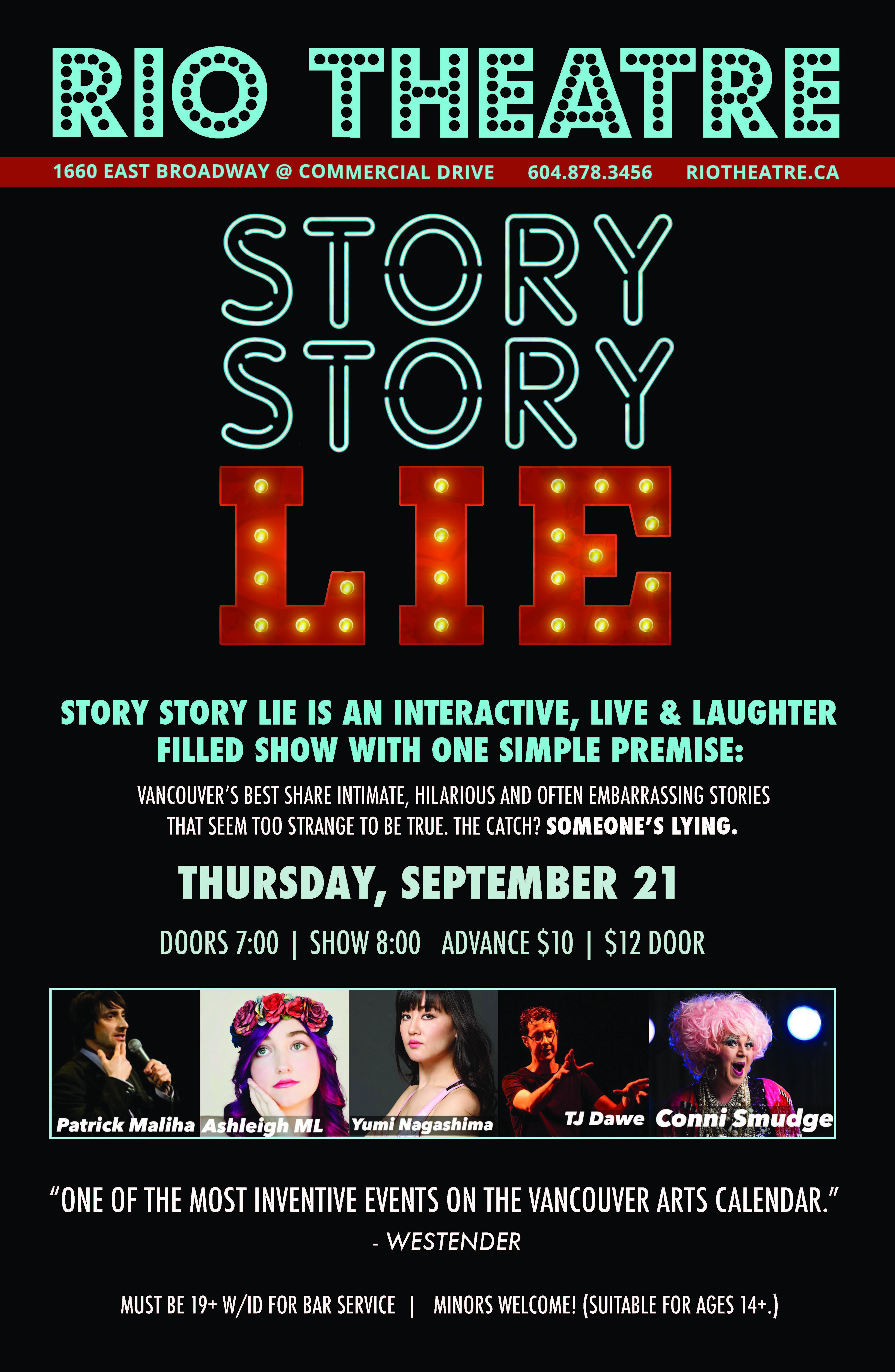 Story Story Lie