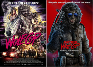 Howling in the Holidays! WolfCop + Another WolfCop Double Feature Hosted by GOWAN