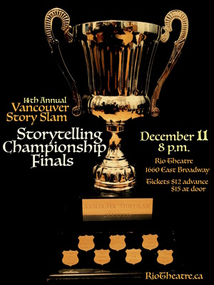 14th Annual Storytelling Championship Finals