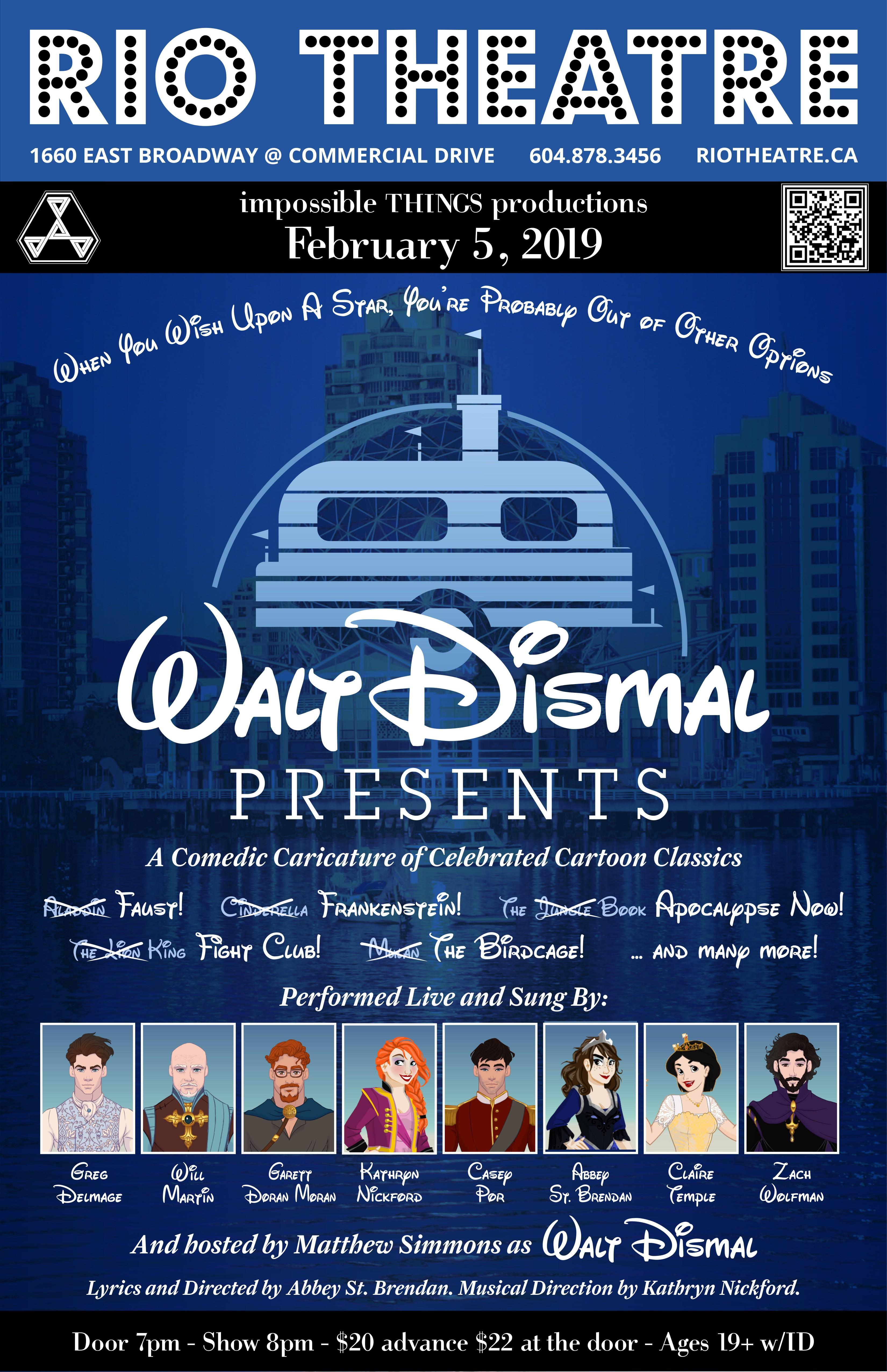 Walt Dismal Presents